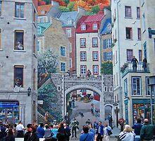 Wall painting by IgorKole