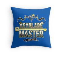 Keyblade Master 2.0 Throw Pillow