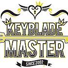 Keyblade Master 2.0 by jayrokk