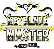 Keyblade Master 2.0 by jayrokk