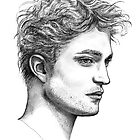 Edward Cullen / Twilight by wolfandbird