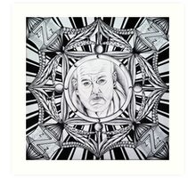 """""""Steve Zissou, AKA: Bill Murray"""" Art Print"""