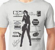Claire Unisex T-Shirt