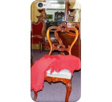 Antique Chairs iPhone Case/Skin