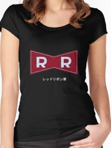 RRArmy Women's Fitted Scoop T-Shirt