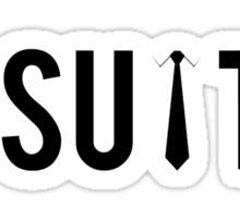 #Suits Sticker