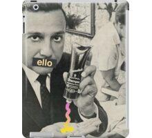 'Ello again!. iPad Case/Skin