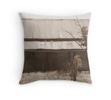 Old and Unwanted Throw Pillow