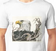 Eagle's View - realistic painting  Unisex T-Shirt