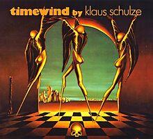 Klaus Schulze - Timewind by SUPERPOPSTORE