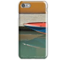 Boat Reflecting iPhone Case/Skin