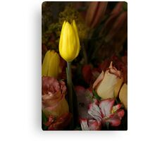 Stand Out In A Crowd Canvas Print