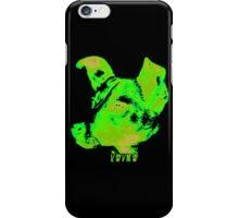 Sunwatcher: Laika Green iPhone Case/Skin