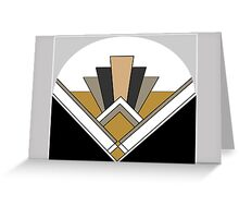 jazz age one Greeting Card
