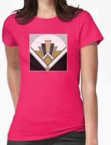 jazz age one Womens Fitted T-Shirt