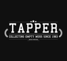 Tapper - Retro White Clean by garudoh