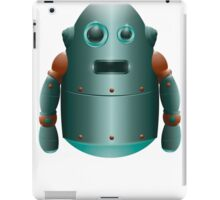 The Lonely Space Robot iPad Case/Skin