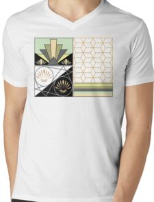 jazz age two Mens V-Neck T-Shirt