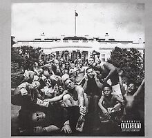 Kendrick Lamar To Pimp a Butterfly Album by caarsreyes