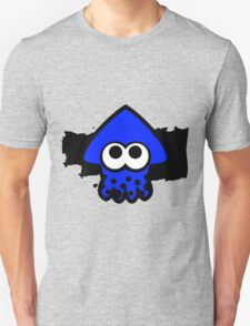 Splatoon Squid (Dark Blue) Unisex T-Shirt