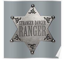Kimmy Schmidt: the Stranger Danger Ranger Poster