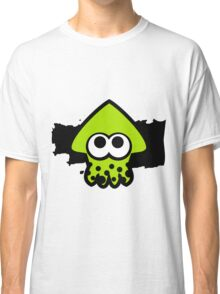 Splatoon Squid (Green) Classic T-Shirt