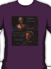 """I dreamed of you,"" 
