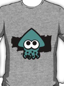 Splatoon Squid (Light Blue) T-Shirt