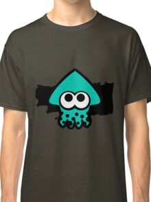 Splatoon Squid (Light Blue) Classic T-Shirt