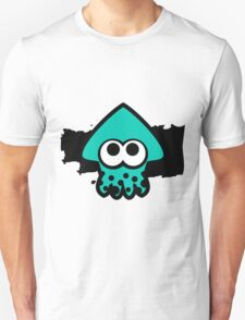 Splatoon Squid (Light Blue) Unisex T-Shirt