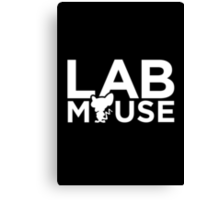 Lab Mouse Canvas Print