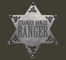 Kimmy Schmidt: the Stranger Danger Ranger (Lapel) by ShoeboxMemories