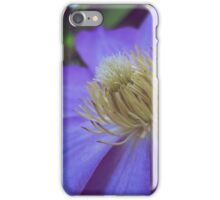 Lovely Clematis iPhone Case/Skin