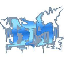 BTS Haruman Graffiti by mixout99