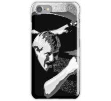 Sensei Alex iPhone Case/Skin