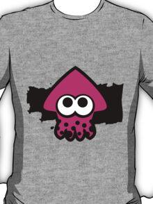 Splatoon Squid (Pink) T-Shirt