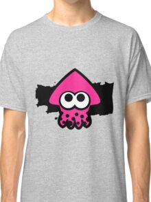 Splatoon Squid (Pink) Classic T-Shirt