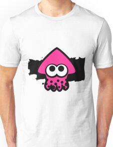 Splatoon Squid (Pink) Unisex T-Shirt