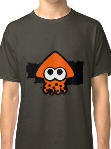 Splatoon Squid (Orange) Classic T-Shirt