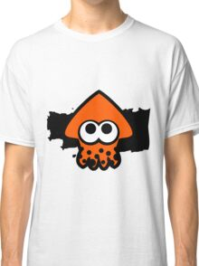 Splatoon Squid (Orange) Classic T-Shirt
