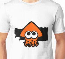 Splatoon Squid (Orange) Unisex T-Shirt