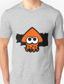 Splatoon Squid (Orange) Unisex T-Shirt