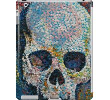 Pointillism Skull iPad Case/Skin