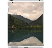 Jiuzhaigou Valley  iPad Case/Skin