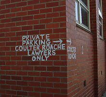 Legal graffiti??. by Dave  Miller