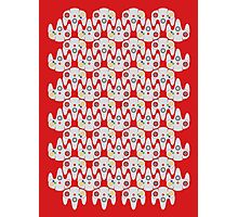 64 Controller Pattern Photographic Print