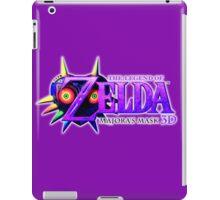 The Legend of Zelda Majora's Mask 3D iPad Case/Skin