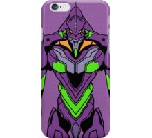 EVA-01 - The Ark iPhone Case/Skin