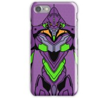 EVA-01 - The Ark iPhone Case/Skin