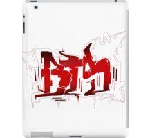 BTS N.O. Graffiti iPad Case/Skin
